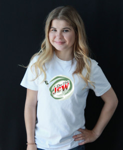 do the jew girl white