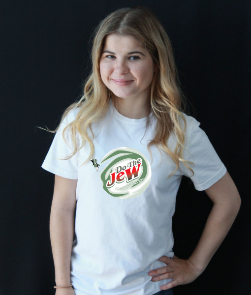 do the jew girl white