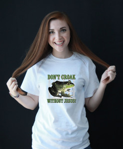 dont croak white